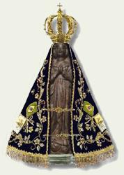 Foto da Nossa Senhora da Conceição Aparecida